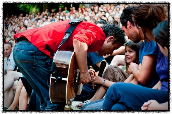 Bart Peeters, Openluchttheater Rivierenhof, summer 2010