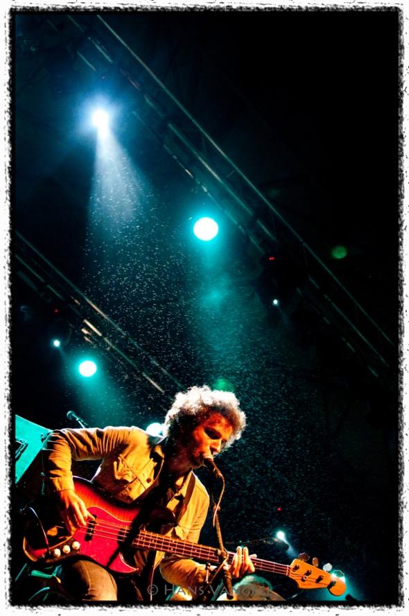 Charlie Winston at Openluchttheater Rivierenhof, summer 2010
