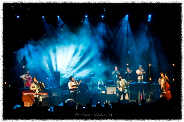 Mumford and Sons, Koninklijk Circus Brussel, 2010