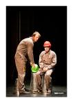 Meespeeltheater Knip - Bruno Claeys en Kevin Planckaert