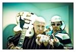 Berenconcerten backstage - Guitar Heroes