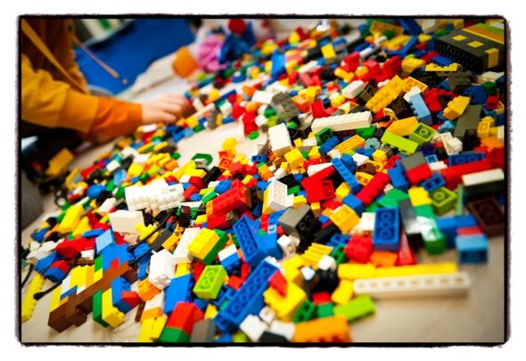 Lego chaos