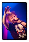Ed Sheeran, AB Brussel, Divide et impera
