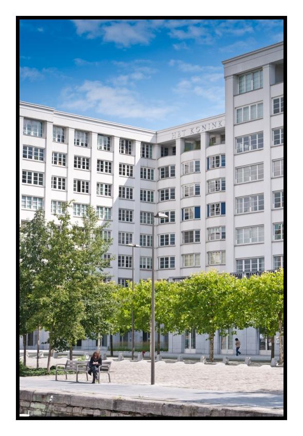 Koninklijk Entrepot, 't Eilandje Antwerpen
