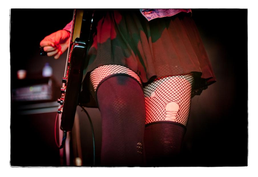 Rock Herk 2012 - Dum Dum Girls