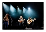 The Staves, support Bon Iver, Antwerpen - Camilla